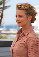 Actress Virginie Efira at the Elle film photo call at the 69th Cannes Film Festival Saturday 21st May 2016, Cannes, France. Photography: Doreen Kennedy