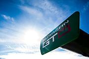January 5-7, 2018. IMSA Weathertech Series ROAR before 24 test. 11 GRT Grasser Racing Team, Lamborghini Huracan GT3