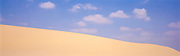 Dune and Clouds, Rayan Valley, Wadi El-Rayan, Egypt, 1996