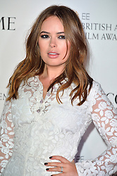 © Licensed to London News Pictures. 13/02/2016. <br /> TANYA BURR attends the BAFTA Lancôme Nominees' Party held at Kensington Palace. London, UK. Photo credit: Ray Tang