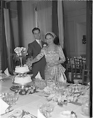 1952 - Wedding of Denis Meehan and Mary Gaine