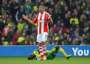 Norwich City v Stoke City 080314