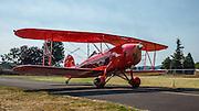Experimental Great Lakes 2T-1A at Oregon Aviation Historical Society.