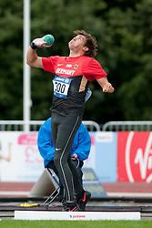 DIETZ Sebastien, 2014 IPC European Athletics Championships, Swansea, Wales, United Kingdom