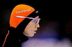 29-12-2009 SCHAATSEN: AEGON KWALIFICATIE TOERNOOI: HEERENVEEN<br /> Annette Gerritsen heeft bij het OKT in Heerenveen de 500 meter gewonnen<br /> ©2009-WWW.FOTOHOOGENDOORN.NL