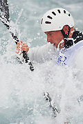 Richard Hounslow, kayak. The British Olympic Association (BOA) announce the first group of athletes nominated by British Canoeing for selection to Team GB from the sport of canoe slalom for the London 2012 Olympic Games<br />  Lee Valley White Water Centre<br /> Station Road, Waltham Cross' UK.  Guy Bell, guy@gbphotos.com