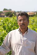 winemaker mas du notaire rhone france