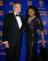 Patti Boulaye at  the British Curry Awards, at Evolution Battersea park London.