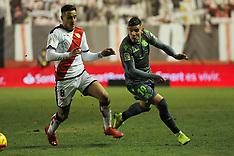 Rayo Vallecano v Real Sociedad - 20 Jan 2019