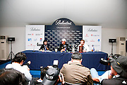 Ballantine's Championship 2011. round 4. Lee Westwood