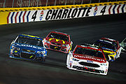 May 20, 2017: NASCAR Monster Energy All Star Race. 48 Jimmie Johnson, Lowe's Chevrolet and Ryan Blaney