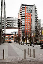 Leftbank Spinningfields, Manchester M3 3AN..www.pauldaviddrabble.co.uk..29 January 2012 -  Image © Paul David Drabble