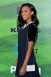 September 13, 2016 - Los Angeles, Kalifornien, USA - Meagan Holder bei der Premiere der FOX TV-Serie 'Pitch' auf dem West LA Little League Field. Los Angeles, 13.09.2016 (Credit Image: © Future-Image via ZUMA Press)