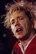 John Lydon and Sex Pistols Reformed .. press conference