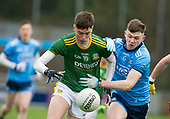 Meath v Dublin - Leinster U-20 FC SEmi-Final 2020