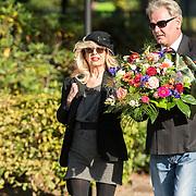 NLD/Leusden/20181005 - Bn-ers nemen afscheid van Koos Alberts, Bonnie St. Claire en partner  Arne Jan Jongebloed