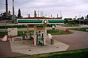 BP gasstation Europoort, Rotterdam