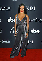 Lupe Fuentes at MAXIM Magazine's Official Release of their Sept./Oct. Issue Hosted by Cover Model Vita Sidorkina held at Nightingale on September 28, 2019 in Los Angeles, California, United States (Photo by © VipEventPhotography.com