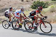 Richie Porte (AUS - BMC), Luis Angel Mate (ESP - Cofidis), Jorge Cubero (ESP - Burgos - BH) during the UCI World Tour, Tour of Spain (Vuelta) 2018, Stage 6, Huercal Overa - San Javier Mar Menor 155,7 km in Spain, on August 30th, 2018 - Photo Luis Angel Gomez / BettiniPhoto / ProSportsImages / DPPI