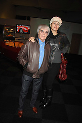 BERNIE & SLAVICA ECCLESTONE at a preview of a forthcoming sale of cars from the Bernie Ecclestone Car Collection held at Battersea Evolution, Battersea Park, London SW11 on 30th October 2007.<br /><br />NON EXCLUSIVE - WORLD RIGHTS