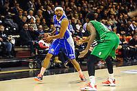 Michel Morandais  - 29.11.2014 - Lyon Villeurbanne / Chalon Reims - 10e journee Pro A<br /> Photo : Jean Paul Thomas / Icon Sport