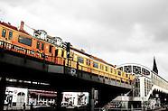 Berlin in Train