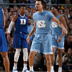 2020-02-08 Duke at North Carolina basketball