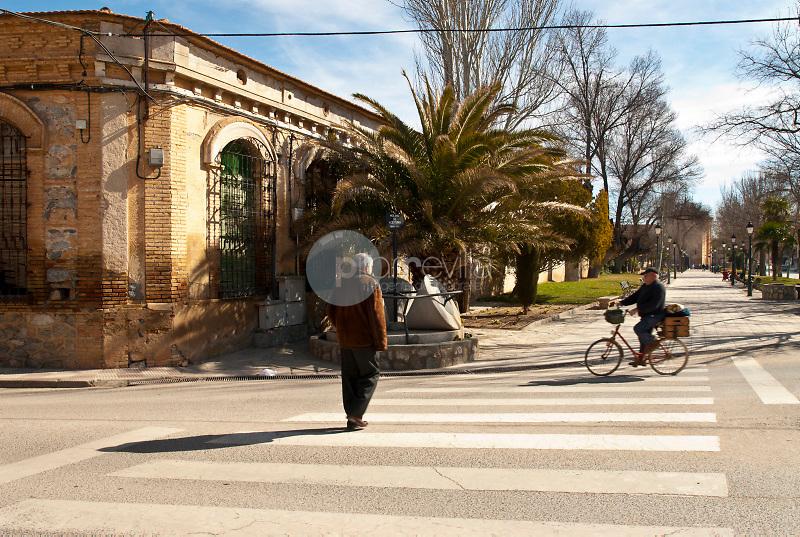 Madridejos. Toledo. Ruta de Don Quijote. ©Antonio Real Hurtado / PILAR REVILLA