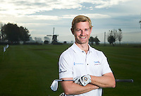 NOORDWIJK - Golfprofessional Jurrian van der Vaart. Golfcentrum Noordwijk. COPYRIGHT KOEN SUYK