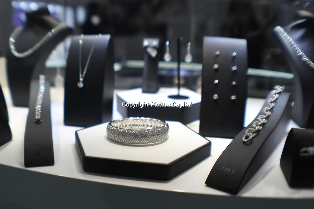 Tresor Paris - Luxury jewellery brand 7 Greville Street, Hatton Garden, London, UK 13th September 2018.