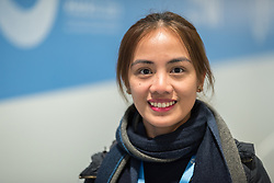 2 December 2019, Madrid, Spain:  Lutheran World Federation delegate Stephanie Joy Abnasan from the Lutheran Church in Philippines during day one of COP25 in Madrid.