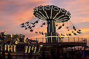 Wildwood boardwalk amusement park, Wildwood, South Jersey, NJ