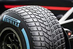 September 2, 2017 - Monza, Italy - Motorsports: FIA Formula One World Championship 2017, Grand Prix of Italy, .Pirelli, tire, tires, tyre, tyres, wheel, wheels, Reifen, Rad, feature, rain, wet  (Credit Image: © Hoch Zwei via ZUMA Wire)