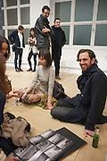 ALESSANDRA MODIAN; ADINA DRINCEANU, Zhao Yao, Spirit Above All. Pace Soho, Lexington St. London. 11 February 2013