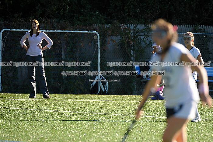 Coach Cecily Cowburn
