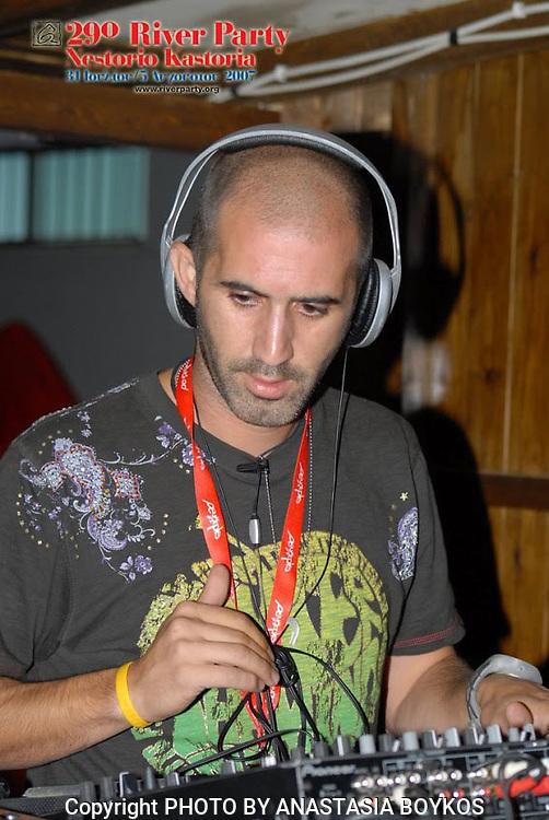 DJ Kyros