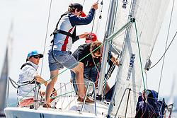 Maibock Regatta, Ostsee Cup, 03. - 04.07.2021, ORC, MOET, GER 8243, PLATU 25 OD, Johannes BERG, Niendorfer Yacht-Club e. V,