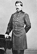 George Brinton McClellan (1826-1885) American army officer. General on Unionist (Northern) side during  American Civil War 1861-1865.