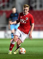 Connor Lemonheigh-Evans of Bristol City - Mandatory by-line: Paul Knight/JMP - Mobile: 07966 386802 - 12/10/2015 -  FOOTBALL - Ashton Gate Stadium - Bristol, England -  Bristol City U21 v Sheffield Wednesday U21 - Professional Development League