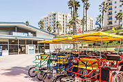Junior Seau Beach Community Center in Oceanside California