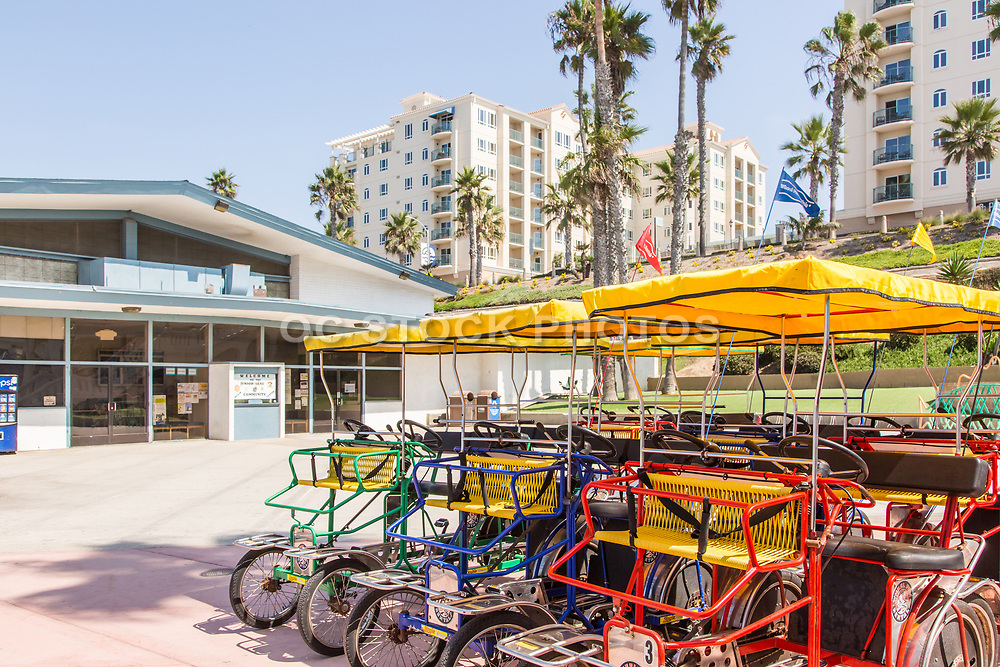 Junior Seau Beach Community Center in Oceanside California