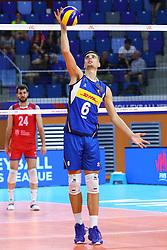 SIMONE GIANNELLI (ITALIA)<br /> ITALIA - SERBIA<br /> PALLAVOLO VNL VOLLEYBALL NATIONS LEAGUE 2019<br /> MILANO 21-06-2019<br /> FOTO GALBIATI - RUBIN