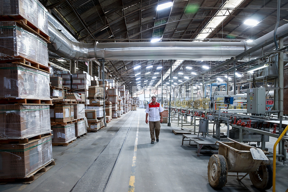 Eliane Revestimentos é referência nacional em revestimentos cerâmicos criando soluções completas para todos os tipos de projetos. FOTO: Jefferson Bernardes/ Agencia preview