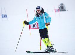 06.10.2015, Moelltaler Gletscher, Flattach, AUT, OeSV Medientag, im Bild Fritz Dopfer (GER) // German Skiracer Fritz Dopfer during the media day of Austria Ski Federation OSV at Moelltaler glacier in Flattach, Austria on 2015 10/05. EXPA Pictures © 2014, PhotoCredit: EXPA/ Johann Grode