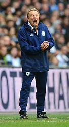 - Mandatory by-line: Alex James/JMP - 06/10/2018 - FOOTBALL - Wembley Stadium - London, England - Tottenham Hotspur v Cardiff City - Premier League