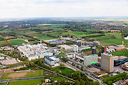 Nederland, Utrecht, Utrecht, 09-05-2013; De Uithof, Universiteit van Utrecht.<br /> <br /> QQQ<br /> luchtfoto (toeslag op standard tarieven)<br /> aerial photo (additional fee required)<br /> copyright foto/photo Siebe Swart
