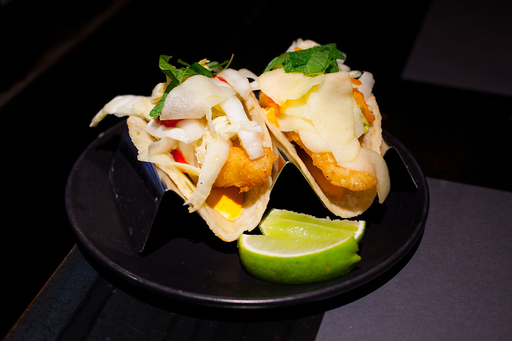 Fish Tacos at ABC Cocina (P$FREE) - Farewell Lunch w/ Andrew