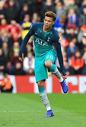 Tottenham Hotspur's Dele Alli during the game