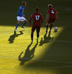 Napoli's Jorginho during the pre-season friendly at the Vitality Stadium, Bournemouth.
