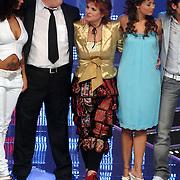 NLD/Hilversum/20070316 - 2e Live uitzending SBS So You Wannabe a Popstar, fajah Lourens, Hilbrand Nawijn, Nelleke van der Krogt, Monique van der Werff
